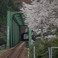 日当駅からの第八根尾川橋梁