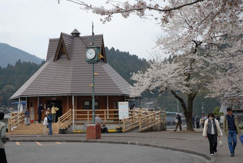 樽見鉄道 樽見駅2