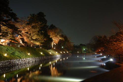彦根城お堀5