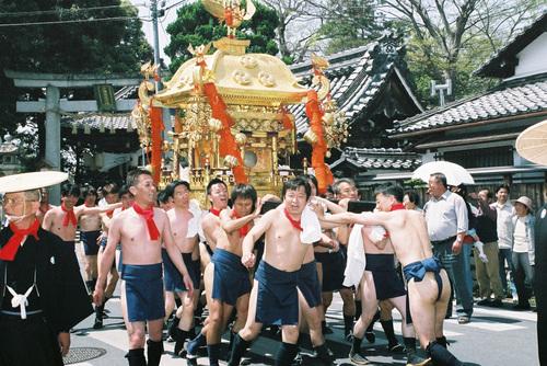 御輿(三宮)